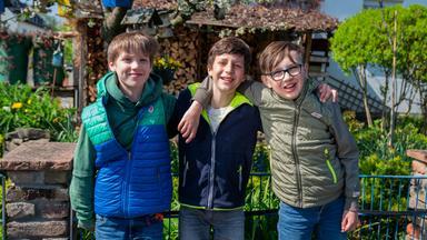 Stark! - Jetzt Erzähle Ich - Stark!: Timo, Marcel Und Emil - Freunde Bleiben!?