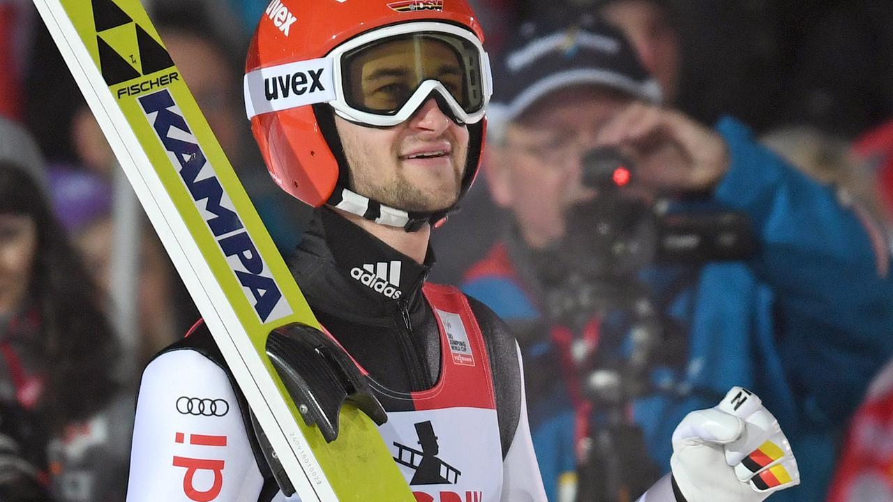 Skispringen Heute Zdf