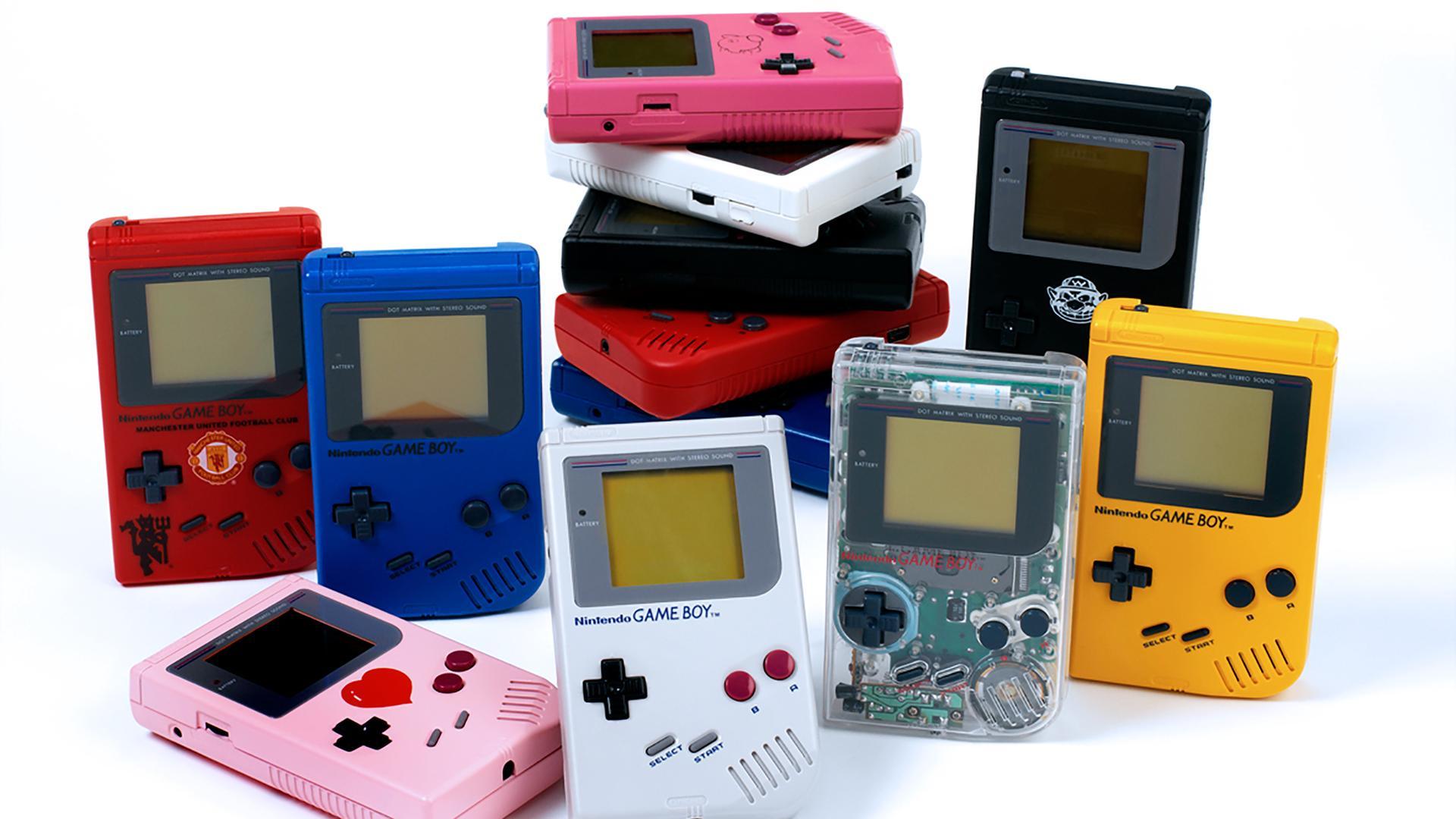8250d68e87633 Nintendos größter Erfolg  Klassiker mit Kultstatus  Game Boy wird 30 ...
