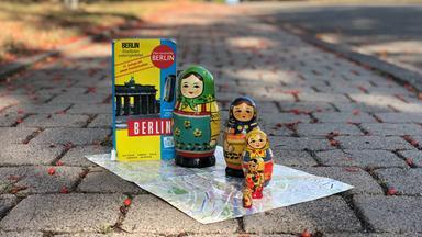 Kulturdokumentation - 100 Jahre Berlinograd. Der Russische Mythos An Der Spree