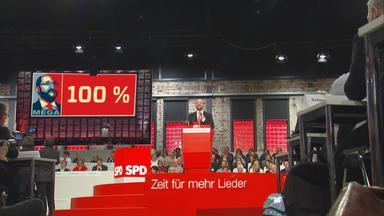 100 Prozent für Martin Schulz