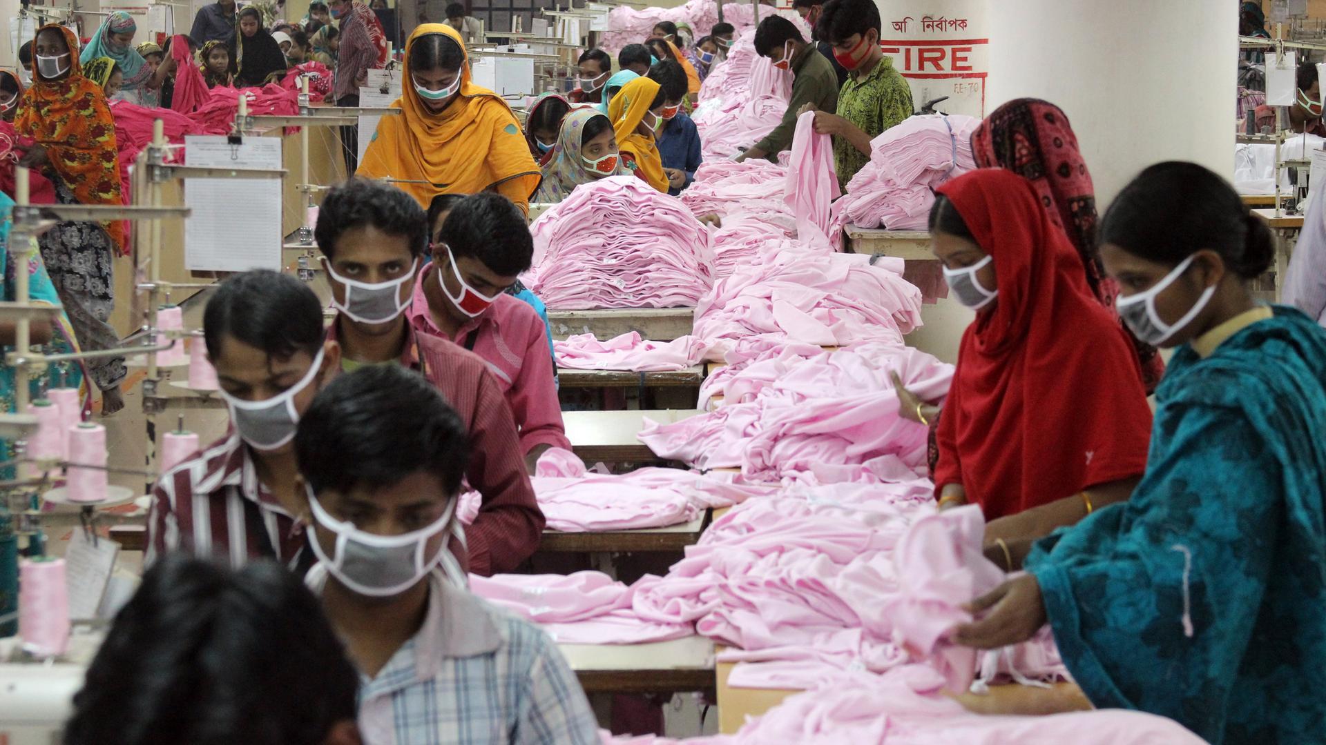 Bildergebnis für textilindustrie billiglohn
