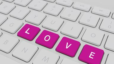 LOVE-Tastatur