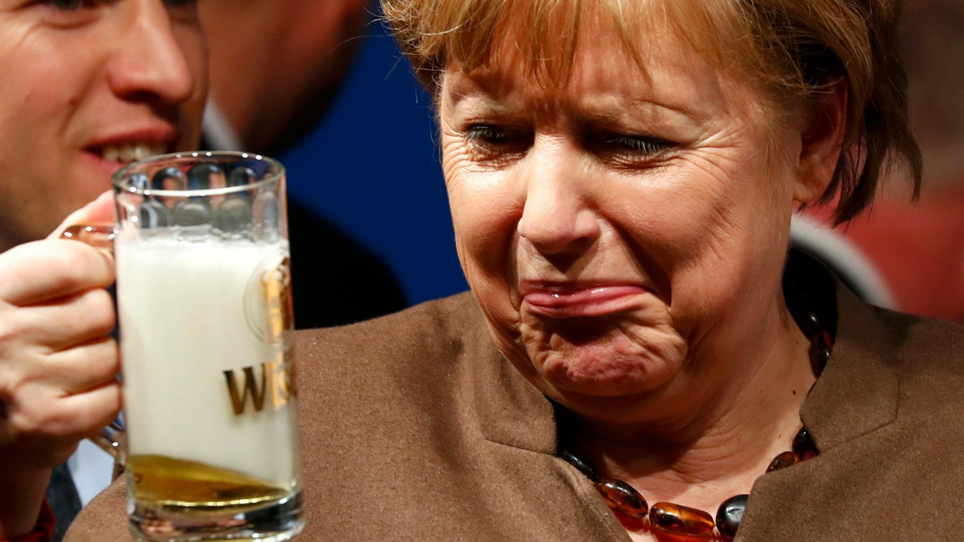 Angela Merkel menschlich - ZDFmediathek