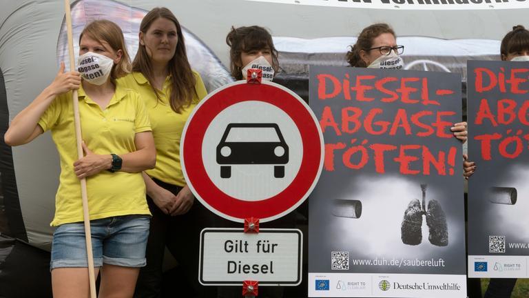 Diesel-Gipfel.