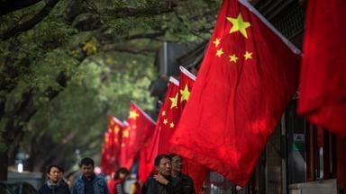Chinas Handel im Wandel