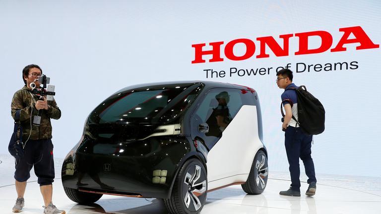 a honda concept car