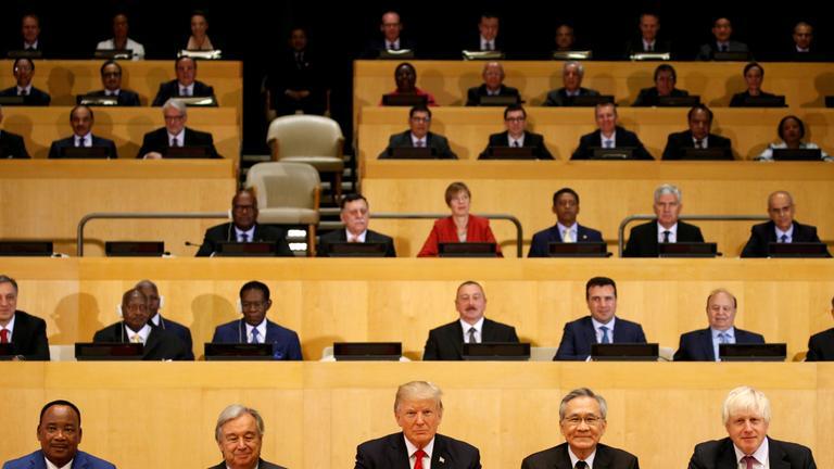 Trump und die Vereinten Nationen