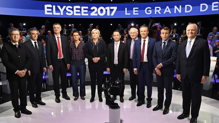 heute in Europa vom 19. April 2017
