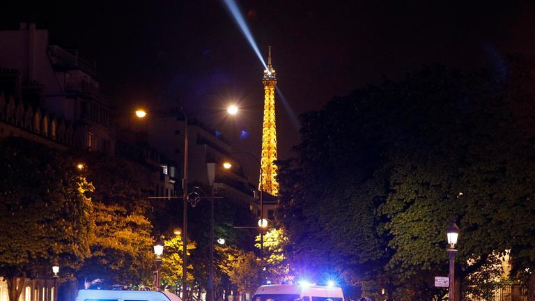 Schießerei Paris