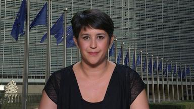 Korrespondentin Shakuntala Banerjee in Berlin über Hilfsgelder für Griechenland