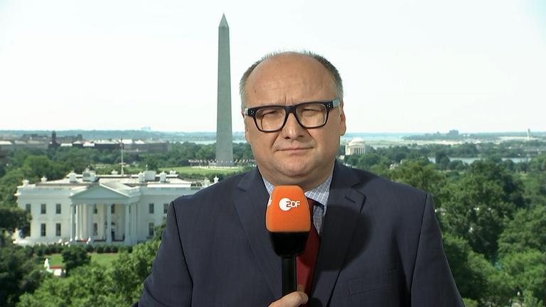 ZDF-Korrespondent Röller