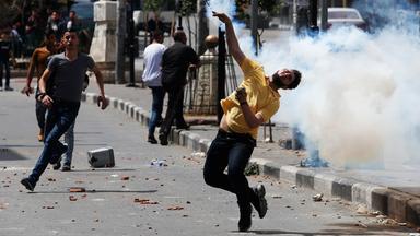 Auslandsjournal - Hebron - Die Zerrissene Stadt