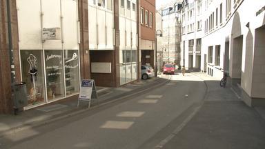 Teures Granitpflaster in Wiesbaden