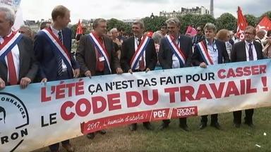 Arbeitsreform Frankreich