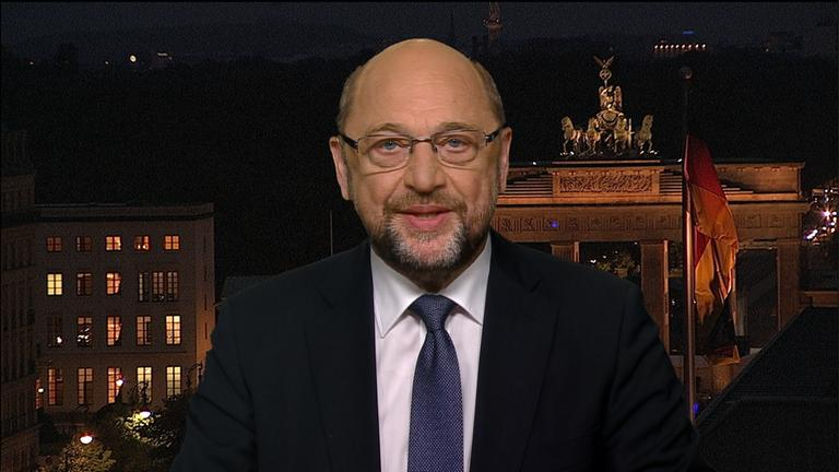 SGS Martin Schulz & Claus Kleber