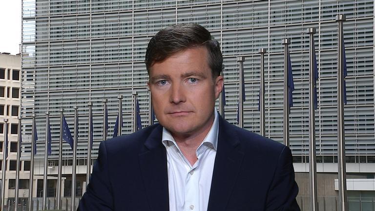 ZDF-Korrespondent Stefand Leifert aus Brüssel.