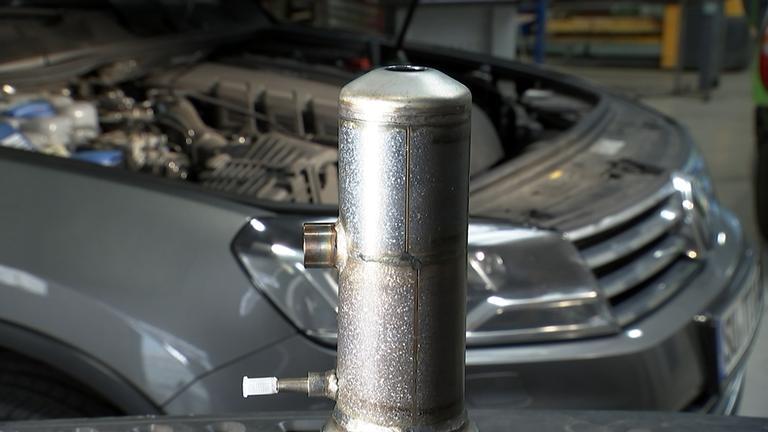 Saubere Diesel-Variante
