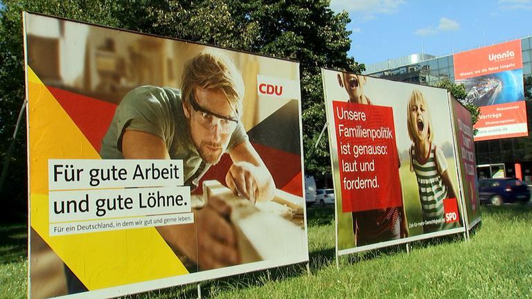 Wahlkampf im Internet