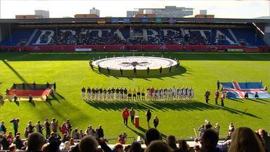 Zdf Sportextra - Dfb-frauen Gegen Island Am 20. Oktober