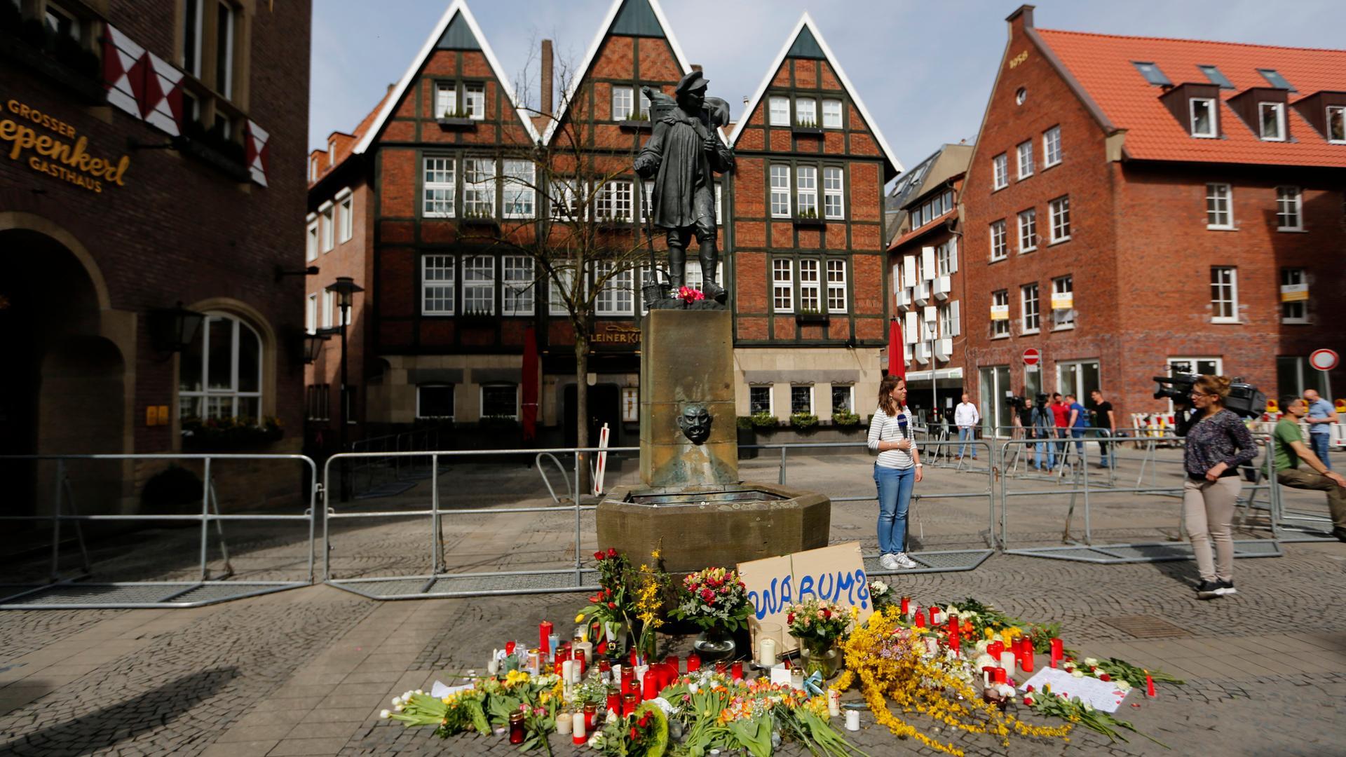 Vụ đâm xe tại Münster (Đức): Chưa ghi nhận có nạn nhân người Việt