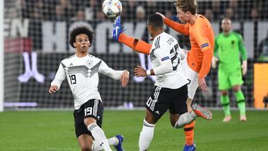 Spielbericht Zum Landerspiel Deutschland Gegen Die