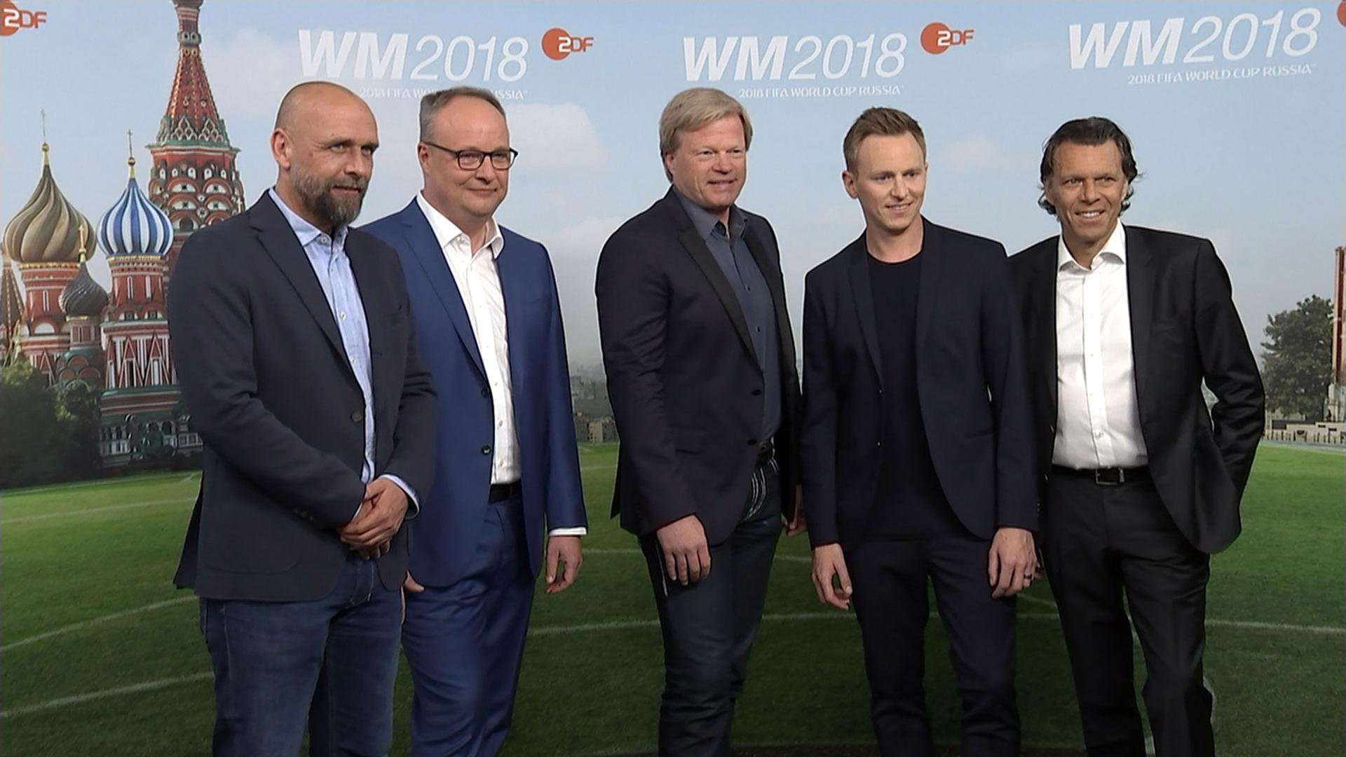 Christoph Kramer Wird Zdf Wm Experte Zdfmediathek