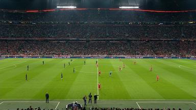 Uefa Champions League - Live Im Zdf - Bayern München - Real Madrid Vom 25. April 2018