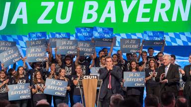 Standpunkte - Bericht Vom Parteitag Der Csu In München