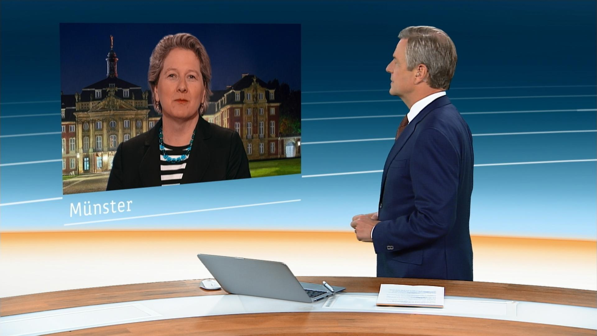 sgs umweltministerin svenja schulze - Christian Sievers Lebenslauf
