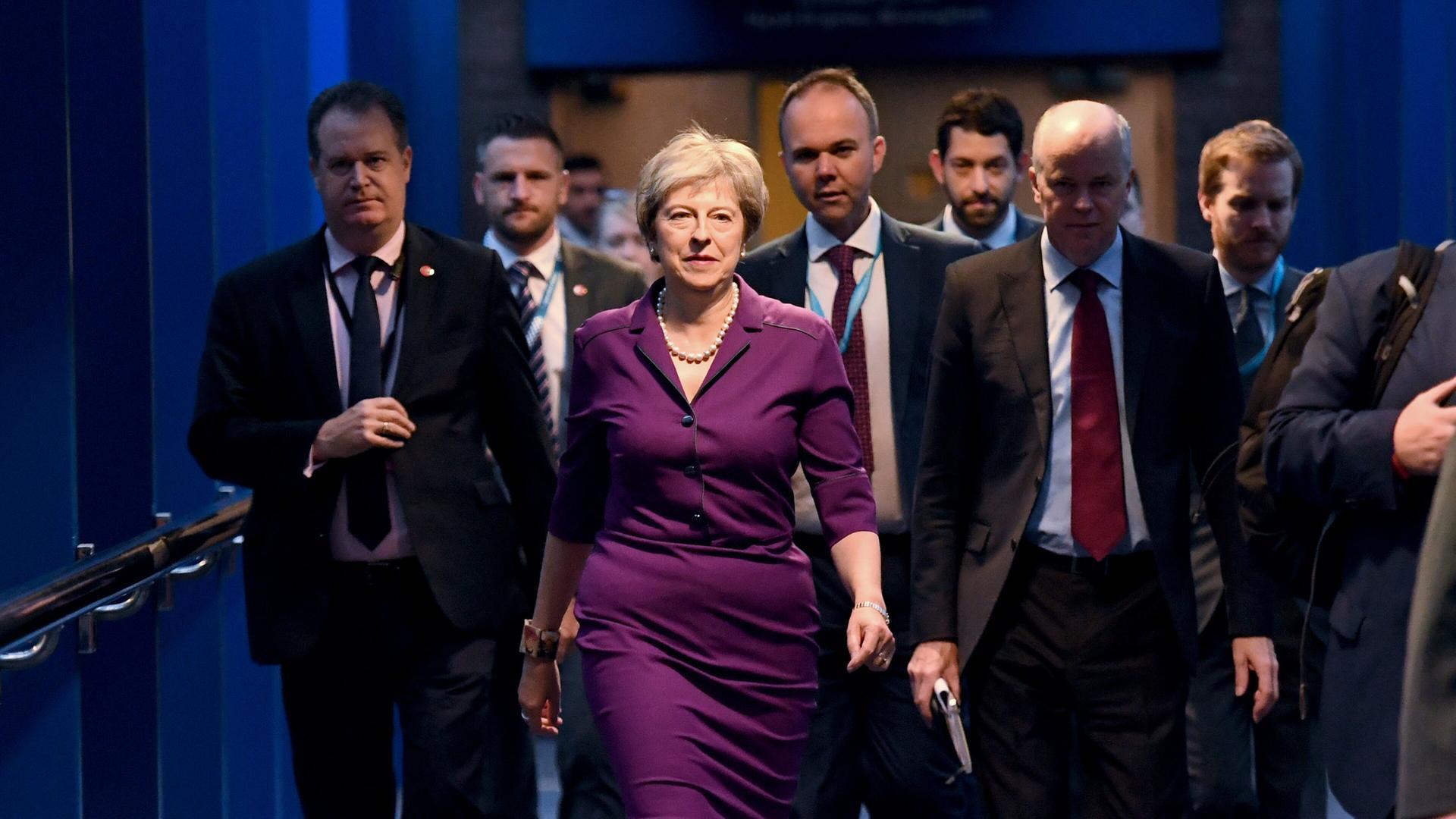 theresa may conservatives - Christian Sievers Lebenslauf