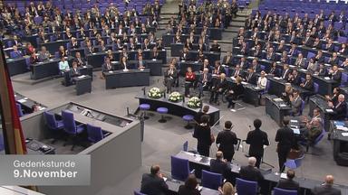 Zdf Spezial - Gedenkstunde Im Bundestag Zum 9. November