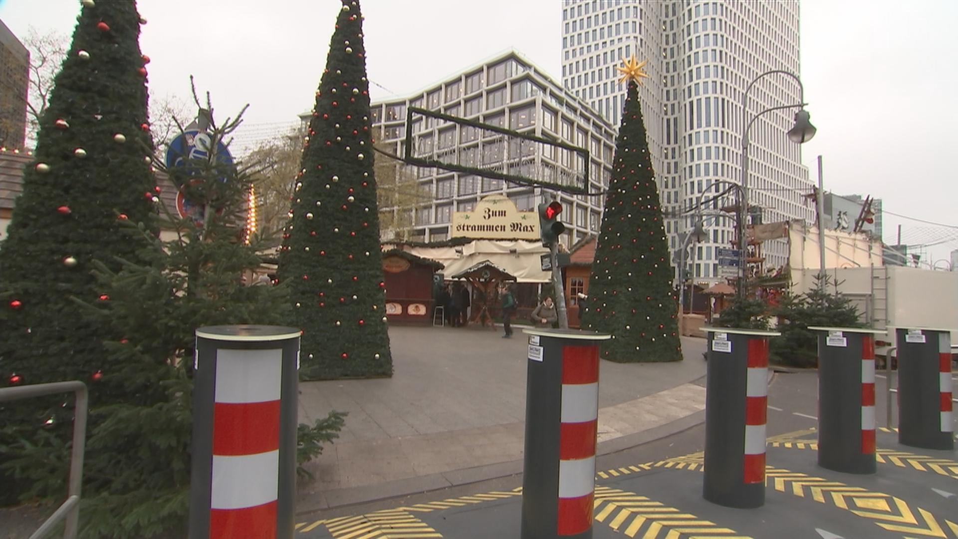 Wo Ist Weihnachtsmarkt Heute.Nach Anschlag In Straßburg Weihnachtsmarkt Bleibt Geschlossen