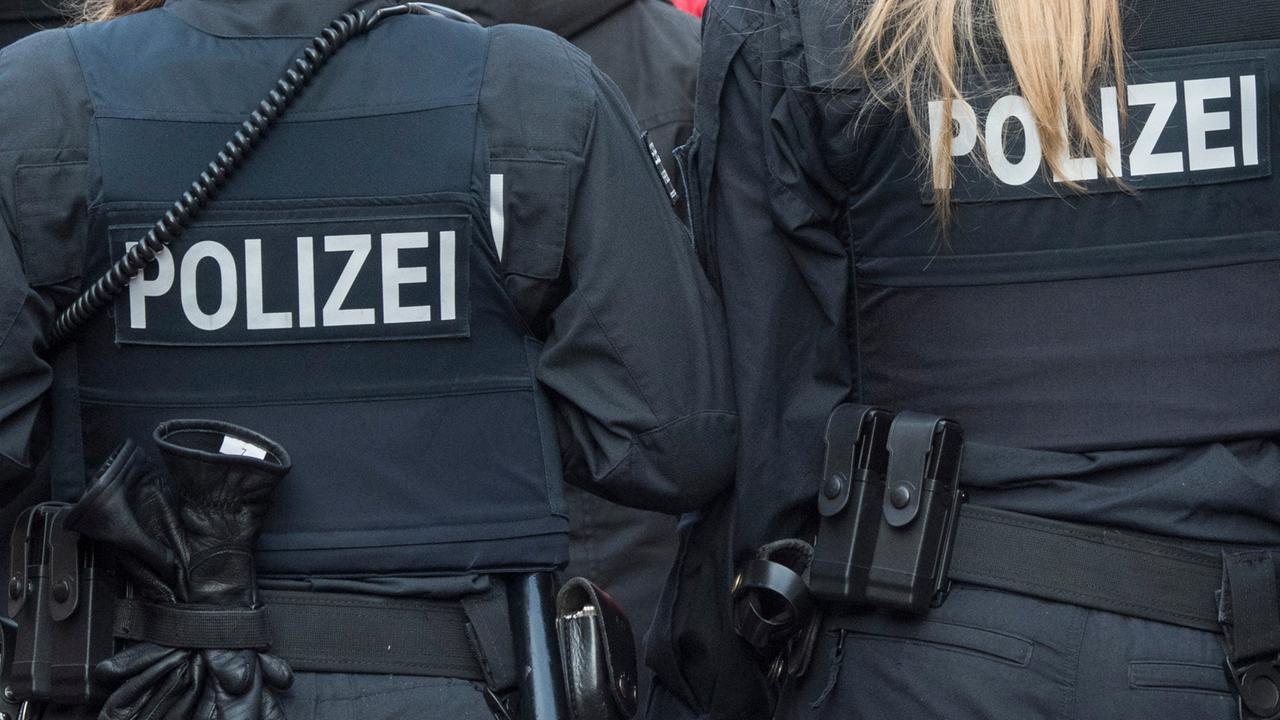 Was darf die Polizei? - ZDFmediathek