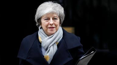 Auslandsjournal - Theresa May Und Das Brexit-dilemma