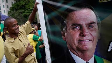 Auslandsjournal - Das Neue Brasilien - Rechtsruck Unter Bolsonaro