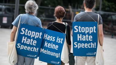 Kulturdokumentation - Der Kampf Gegen Hass Im Netz