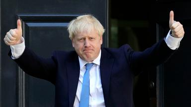 Auslandsjournal - Mr. Brexit