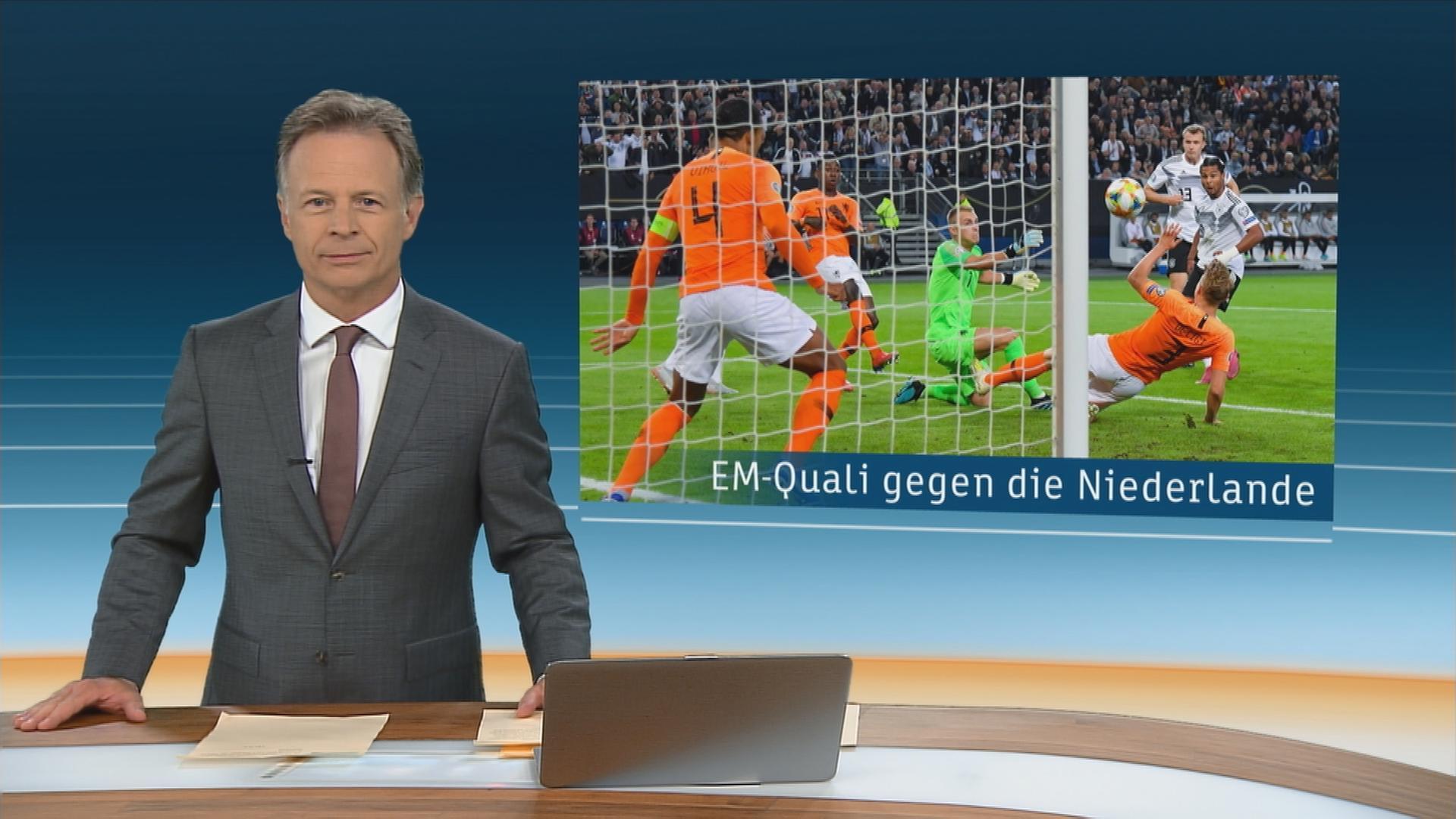 Dfb Team Verliert Gegen Die Niederlande