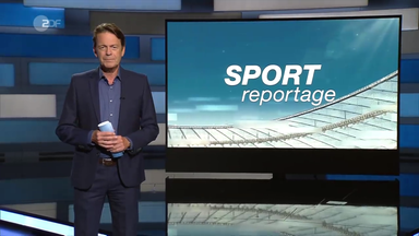 Sportreportage - Zdf - Sportreportage Am 8. September 2019