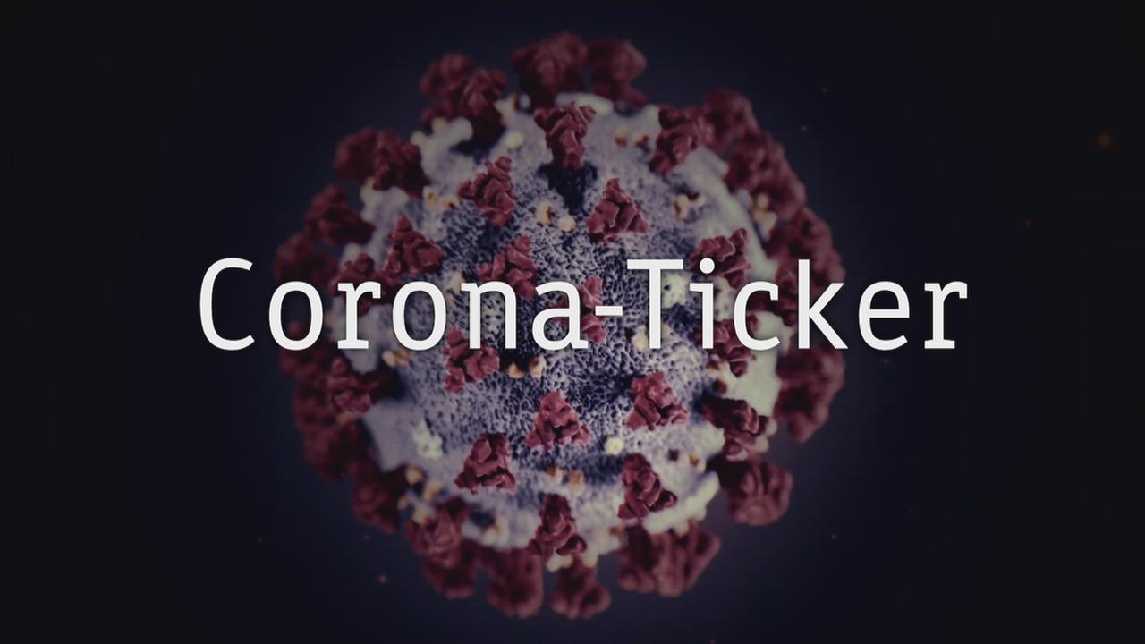 Corona Live Ticker Bw