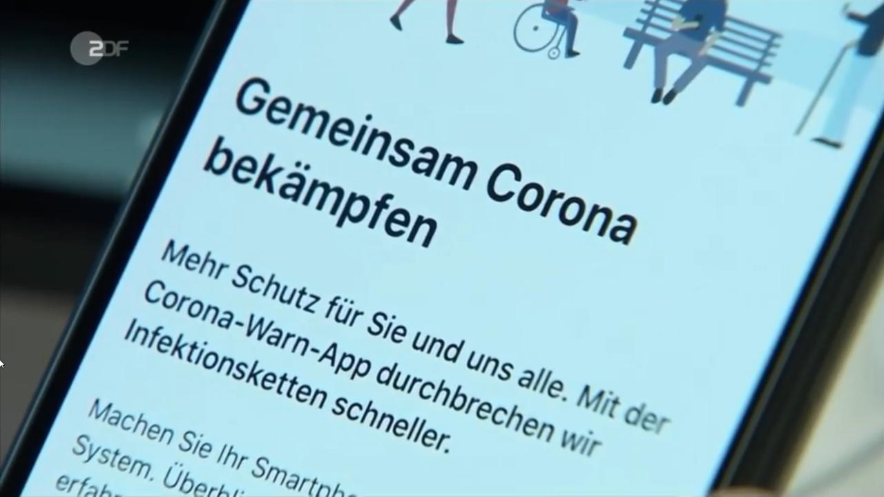 Deutsche Corona App