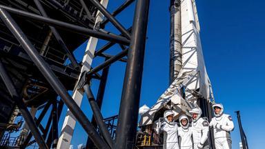 Nano - Nano Vom 16. September: Mission Weltraumtourismus Gestartet