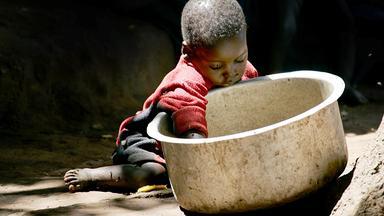 Nano - Eine Der Größten Armuts- Und Hungerkrisen