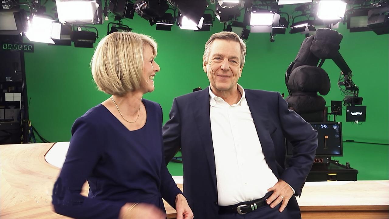 Die Live-Sendung - immer mit Plan B - ZDFmediathek