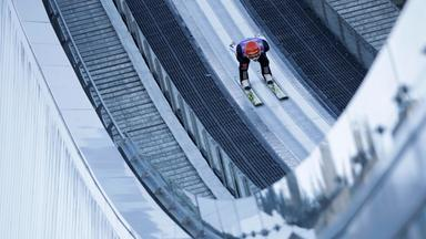 Zdf Sportextra - 31.12. Vierschanzentournee: Skispringen-quali In Garmisch