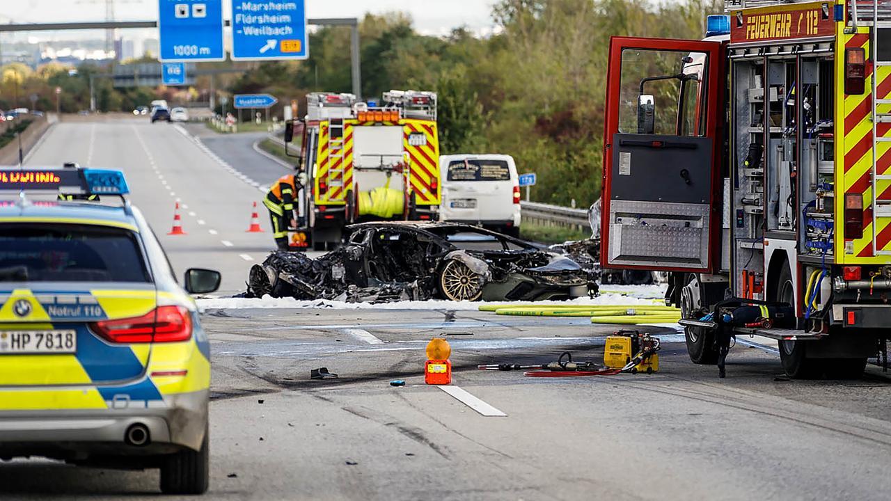 Tödlicher Unfall Wiesbaden