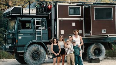 Terra X Dokumentationen Und Kurzclips - Abenteuer Freiheit - Unterwegs Auf Der Panamericana