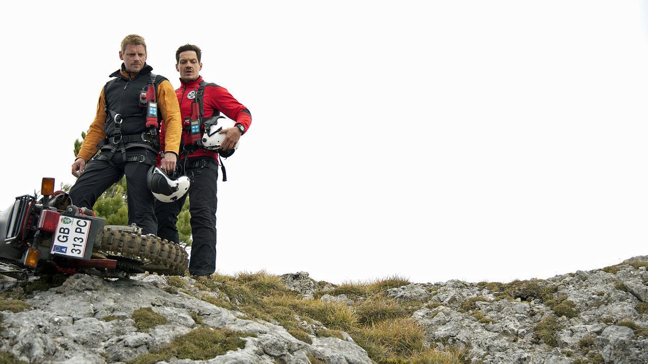 Die Bergretter: Abgerauscht (2)