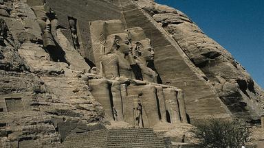 Zdfinfo - Schätze Des Alten ägypten: Der Große Tempel Des Ramses